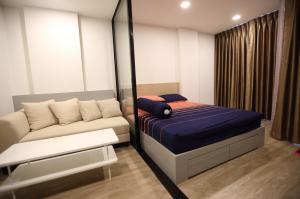 เช่าคอนโดลาดพร้าว เซ็นทรัลลาดพร้าว : เช่าด่วน !! ห้องแต่งสวยมาก ห้องกว้าง ชั้นบนสุด Atmoz Ladprao 15