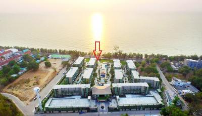 ขายคอนโดเพชรบุรี : ขายด่วน คอนโด ตากอากาศ ใกล้ทะเลชะอำ LPN ลุมพินี พาร์คบีช ชะอำ ขนาด 28 ตร.ม. ตกแต่งพร้อมอยู่ ตึก A3 วิวทะเล และสระว่ายน้ำ ขนาดใหญ่ ทำเลที่ดีที่สุด ของโครงการ