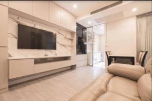เช่าคอนโดสาทร นราธิวาส : For Rent The Room Sathorn 1 Bedroom 47 Sqm. Fully Furnished 28,000 baht