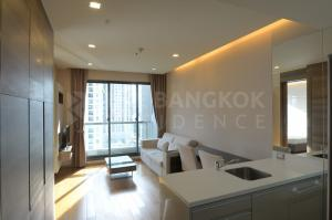 """For RentCondoSathorn, Narathiwat : Luxury Condo for Rent at the Center of Sathorn Area """"The Address"""" BTS Saint Louis, high privacy, Nice View 1 bedroom 25,000 THB"""
