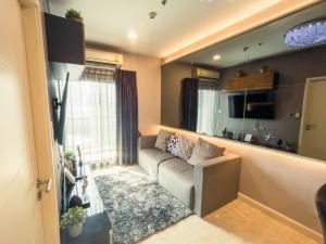 เช่าคอนโดสุขุมวิท อโศก ทองหล่อ : The Crest 34 #BTS Thong Lor / Special PRICE by OWNER: 1 Bed 1 Bath FULLY FURNISHED