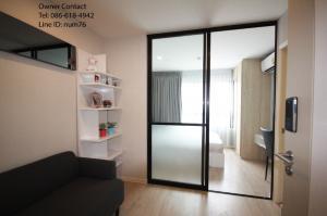 ขายคอนโดลาดกระบัง สุวรรณภูมิ : Owner Post: iCondo สุขุมวิท 77 1 ห้องนอน เฟอร์บิ้วอินครบ