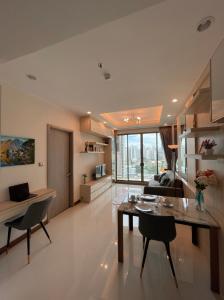 เช่าคอนโดสุขุมวิท อโศก ทองหล่อ : ให้เช่าราคาถูกคอนโดใหม่ Supalai Oriental Sukhumvit 39 ห้อง 1 Bed 57 ตรม.ห้องสวย วิวสวย