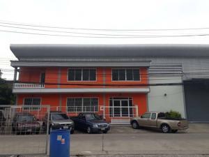 เช่าโกดังอ่อนนุช อุดมสุข : For Rent ให้เช่าโกดัง พร้อมสำนักงาน พื้นที่ 750 ตารางเมตร ซอยอ่อนนุช เข้าซอยไม่ลึก ทำเลดีมาก