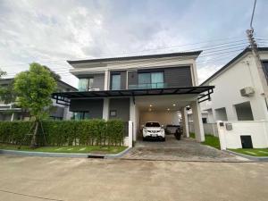 ขายบ้านเลียบทางด่วนรามอินทรา : ขายบ้านเดี่ยว CENTRO รามอินทรา-จตุโชติ