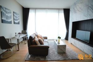 For RentCondoSilom, Saladaeng, Bangrak : For rent Saladaeng One1 Bed, size 58 sq.m., Beautiful room, fully furnished.