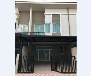 เช่าทาวน์เฮ้าส์/ทาวน์โฮมบางนา แบริ่ง ลาซาล : (เจ้าของให้เช่า) ทาวน์โฮม 2 ชั้น 3 ห้องนอน Casa City Bangna ใกล้ MEGA บางนา เนื้อที่ 21 ตารางวา ครัวไทย ตกแต่งครบ