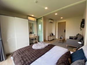 For SaleCondoOnnut, Udomsuk : 1Bed ห้องแต่ง Fully-Decoration + ฟรีค่าใช้จ่ายวันโอน*   เริ่มเพียง 3.19MB.  จองเพียง 5,000 บ.