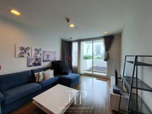For RentCondoSukhumvit, Asoke, Thonglor : *Super rare garden Terrace 1bed at Siri Residence (5 mins walk to BTS PhromPhong)*