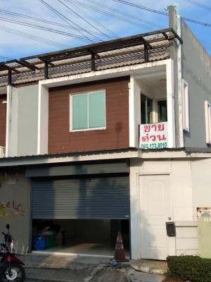 ขายทาวน์เฮ้าส์/ทาวน์โฮมบางนา แบริ่ง ลาซาล : ขายทาวน์โฮม 2 ชั้น บ้านเปล่าไม่มีเฟอร์นิเจอร์ ใกล้ห้างเมกะบางนา