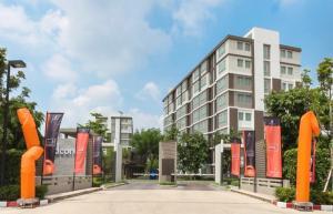 For SaleCondoRangsit, Thammasat, Patumtani : Hotdeal‼️🔥ขาย1.85ลบ. Dcondo Campus Rangsit เฟส2 ตึกA คอนโดใกล้ ม.ธรรมศาสตร์ รังสิต