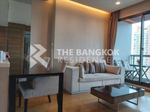 For RentCondoSathorn, Narathiwat : The Address Sathorn 12 @27,000 Bath/Month -  Fully furnished High Floor Near BTS Chong Nonsi