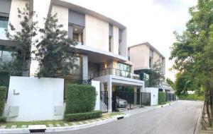 ขายบ้านเกษตร นวมินทร์ ลาดปลาเค้า : ขายบ้านเดี่ยว Super Luxury 3 ชั้น  บ้านกลางเมือง คลาสเซ่ : Baan Klang Muang CLASSE 63.7  ตรว. 5 ห้องนอน