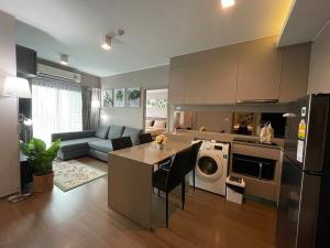 For RentCondoOnnut, Udomsuk : Condo for rent, Ideo Sukhumvit 93, 2 bedrooms, cheap price, near BTS Bang Chak.