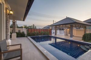For SaleHouseHua Hin, Prachuap Khiri Khan, Pran Buri : Hot deal! 3 bedroom pool villa surrounded by nature with Hin Lek Fai mountain view - Close to the center of Hua Hin, only 4 km.