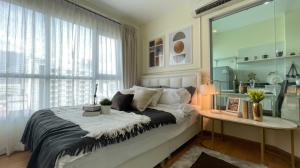 For SaleCondoKhlongtoei, Kluaynamthai : W0923 Condo for sale, Aspire Rama 4, 1 bedroom 1 bathroom, Size 29 sqm, floor 9, City view, Fully furnished