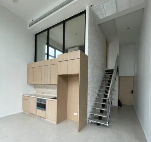 ขายคอนโดพระราม 3 สาธุประดิษฐ์ : ขาย The Loft Silom ห้อง Duplex Loft 2 ชั้น วิวสวย ไม่บล็อก ขนาดตามฉโนด 55 sq.m. ขนาดตามจริง 70 sq.m.