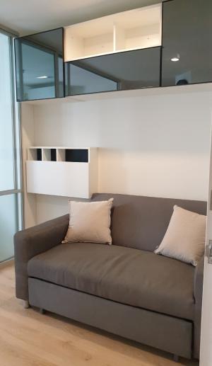 For RentCondoBangna, Bearing, Lasalle : Condo for Rent @ LUMPINI MegaCity : Bangna-Trad Rd. KM7/ 1 bedroom/ Renovated room/ Next to Mega BangNa Shopping Centre, IKEA BangNa