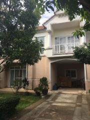 ขายบ้านเอกชัย บางบอน : ขายบ้านเดี่ยว 2 ชั้น ทำเลดีหลังหัวมุมอยู่ต้นโครงการ 63.1 ซอยไอวี่5(หมูบ้านบุรีรมย์ พระราม2-เอกชัย)