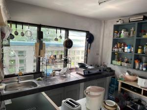ขายบ้านลาดพร้าว101 แฮปปี้แลนด์ : ขายบ้านเดี่ยว 2 ชั้น พร้อมที่ดิน