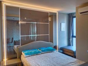 เช่าคอนโดราชเทวี พญาไท : เช่าด่วน !! ห้องแต่งสวยมาก ชั้นสูงวิวสวย IDEO Q Siam - Ratchathewi