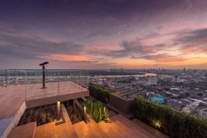 For SaleCondoSukhumvit, Asoke, Thonglor : OKA HAUS for sale from Developer!!! 1 Bedroom High Floor 34 sq.m. Only 4.79 mb.