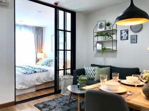 For RentCondoOnnut, Udomsuk : ให้เช่า/ขาย Regent Home สุขุมวิท81 ห้องสวย วิวสระ 1 ห้องนอน 28 ตรม.
