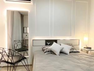 For RentCondoOnnut, Udomsuk : For rent Regent home Sukhumvit 97/1 wide room. The beautiful room is ready!!