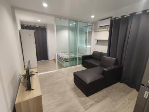For RentCondoBang Sue, Wong Sawang, Tao Pun : For rent, regent home, Bang Son, phase 2, Building A, 24th floor, open view (corner room, special plan)