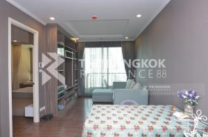 ขายคอนโดสาทร นราธิวาส : Supalai Elite Suanplu 1 ห้องนอน ห้องกว้าง วิวสวย @6,800,000
