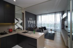 ขายคอนโดสีลม ศาลาแดง บางรัก : ขาย SALADAENG ONE 1 bedroom คอนโดมิเนียมระดับ Super Luxury