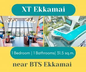For RentCondoSukhumvit, Asoke, Thonglor : XT Ekkamai, near Ekkamai BTS