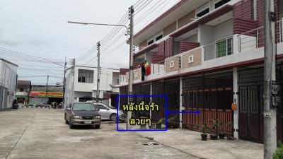 For SaleTownhouseHatyai Songkhla : 2-storey townhouse for sale Modern House, Phawong, Songkhla, new condition, fully furnished, ready to move on