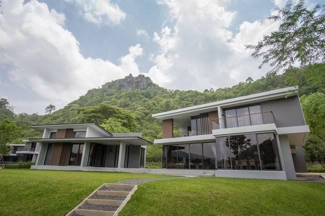 ขายบ้านโคราช เขาใหญ่ ปากช่อง : น่าอยู่มาก : 23 Degree Villa Khao Yai