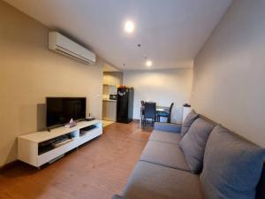For RentCondoRama9, Petchburi, RCA : Condo for rent Belle grand Rama 9, 1 bedroom, 1 bathroom, size 43 sqm., 20th floor, super cheap