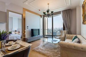 เช่าคอนโดวงเวียนใหญ่ เจริญนคร : Magnolias Waterfront Residences ICONSIAM for rent [Ultimate Class]