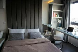 เช่าคอนโดอ่อนนุช อุดมสุข : 🎉 ให้เช่าคอนโด Ideo sukhumvit 93 ห้องสวย วิวเมือง ตึก A ชั้น 11 ใกล้ BTS บางจาก ตกแต่งพร้อมอยู่ได้เลย