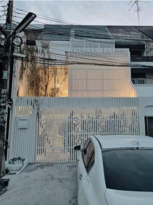 เช่าบ้านอ่อนนุช อุดมสุข : 🔥🔥Risa01078 ให้เช่า หมู่บ้านคลองตันนิเวศ 190ตรม 3ห้องนอน 3ห้องน้ำ 65,000บาทเท่านั้น🔥🔥