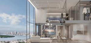 For SaleCondoKhlongtoei, Kluaynamthai : LIFE RAMA 4 - ASOKE ห้อง Vertiplex 2 ชั้น เพดานสูง ราคารอบ vvip ราคาดีที่สุด มีทุกตำแหน่ง เริ่ม 5 ลบ. 🔥 ติดต่อ 0659826412