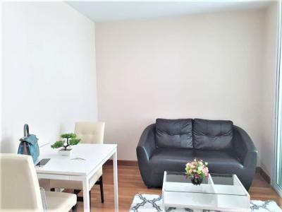 For RentCondoOnnut, Udomsuk : Condo for rent Regent Home Sukhumvit 81 Price 8,000 Baht Size 29 Sqm.Bedroom 1 Floor 8 Building B View City