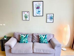 For RentCondoSukhumvit, Asoke, Thonglor : Condo for rent at Noble Reveal Sukhumvit 65 offer nicely furnished 2 bedrooms 82 sqm on 15 floor