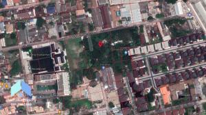 For SaleLandKasetsart, Ratchayothin : Land for sale, 4 rai, 2 ngan, 37 sq m. Soi Phahonyothin 24, near BTS Phahon Yothin 24, only 1 km.