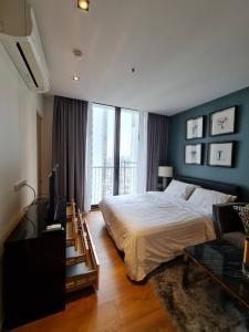 เช่าคอนโดสุขุมวิท อโศก ทองหล่อ : Park 24 ห้องแต่งสวย ชั้นสูง
