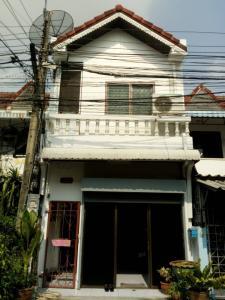 For SaleShophouseNawamin, Ramindra : Urgently sale, cheap price, 2-storey townhouse, Phahon Yothin 52, near MRT Saphan Mai, 5 bedrooms, 3 bathrooms, size 21 sq m. m. Honest, special price 2.29 million.