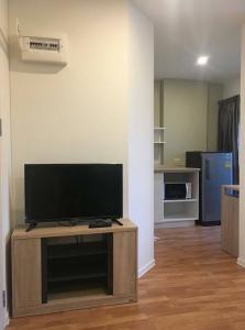 For RentCondoBang kae, Phetkasem : W0527 For rent, Lumpini Ville Ratchaphruek - Bangwaek, 1 bedroom 1 bathroom Room size 22 sq.m, Building E, 2nd floor, fully furnished