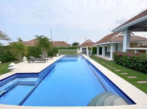 For SaleHouseHua Hin, Prachuap Khiri Khan, Pran Buri : Beautiful Pool Villa with a brand new feeling on a lush Spacious Plot Hua Hin Soi 88