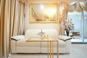 เช่าคอนโดพระราม 3 สาธุประดิษฐ์ : 🔥 Big room, luxury design, hot price!!! private elevator, near BTS Surasak🔥