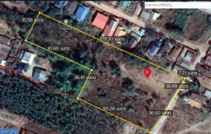 ขายที่ดินอุดรธานี : ขาย ที่ดิน ที่ดินถมแล้ว ในเขตเทศบาล ถนน น้ำประปา ไฟฟ้า ครบถ้วนที่ดินราคาถูก เทศบาลวังสามหมอ 6 ไร่ 69 ตร.วา