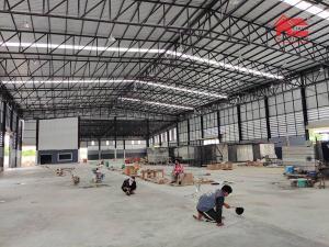 ขายโรงงานพัทยา บางแสน ชลบุรี ศรีราชา : ขายด่วนอาคารโรงงาน/โกดังเนื้อที่ 4-2-01 ไร่พื้นที่ 3,000 ตร.ม ใกล้นิคมอุตสาหกรรมอมตะ ต.หนองขยาด อ.พนัสนิคม จังหวัดชลบุรี ราคาขาย 40 ล้านบาท