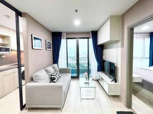 เช่าคอนโดบางนา แบริ่ง ลาซาล : ให้เช่า Ideo O2 ใกล้ BTS บางนา 2 ห้องนอน (เตียงใหญ่ 2 เตียง) วิวสวย